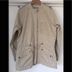 Liz Claiborne Khaki Jacket
